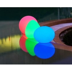 Lámparas Led Flotante