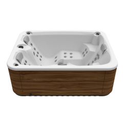 SPA TOUCH (BLANCO MUEBLE NOGAL)