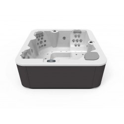 SPA AQUALIFE 5 (BLANCO MUEBLE GRAFITO)